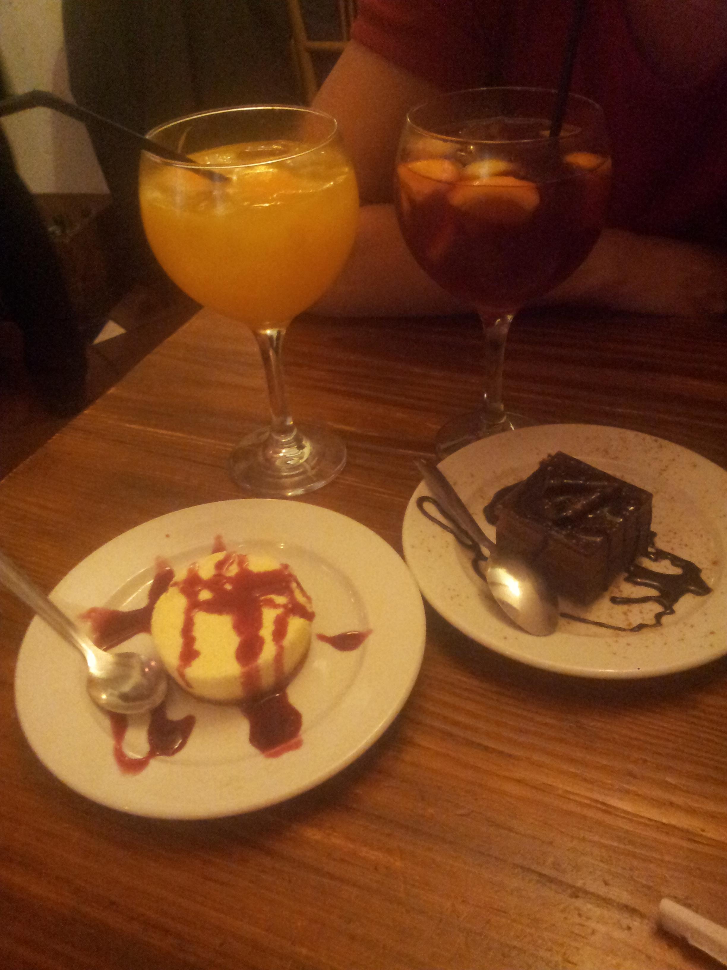 Desserts Taska Hogan Valencia