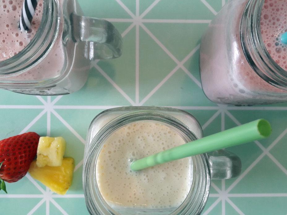 Protein shake recepten