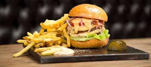 Thrill Grill Burger