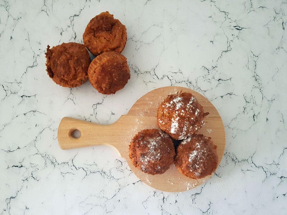 Kaneel muffins