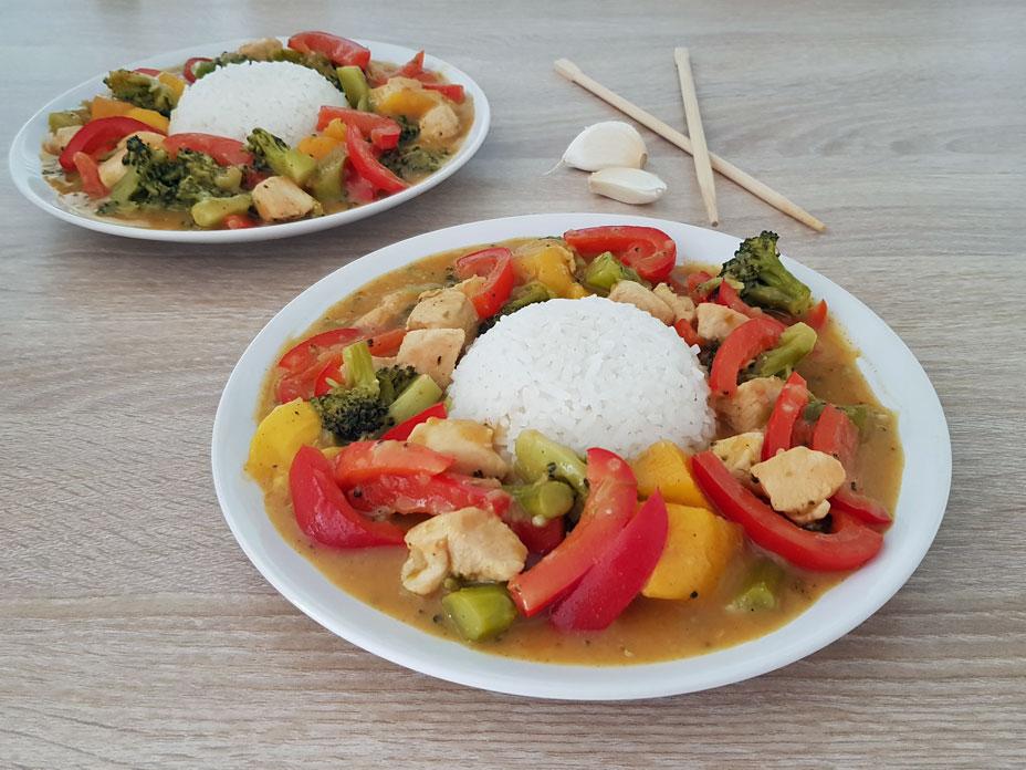 kip-kokos curry
