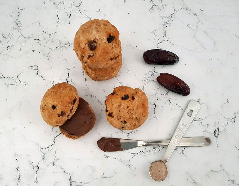 Dadel scones