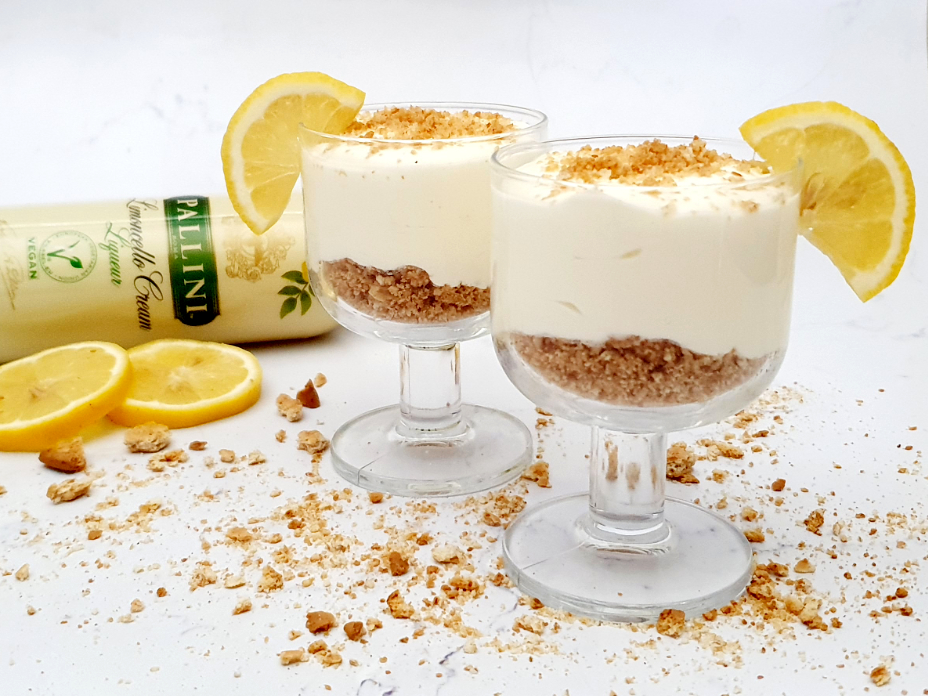 Limoncell Mousse