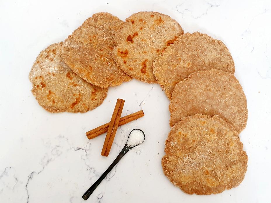 Kaneel flatbread