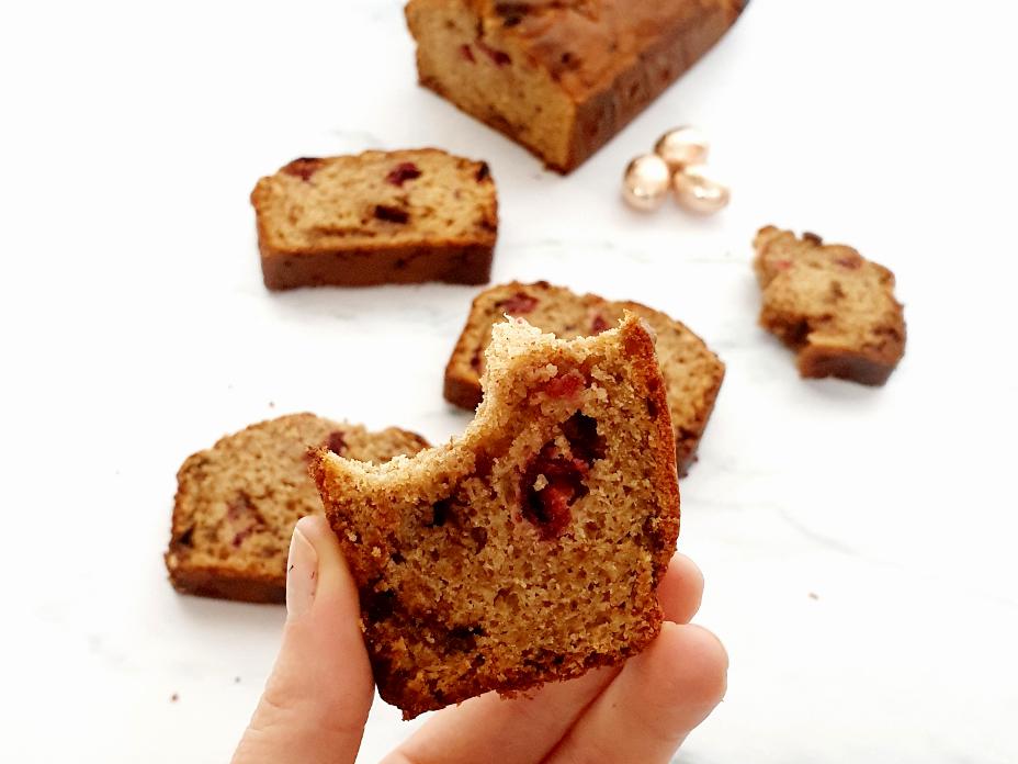 Chocolade Kersenbrood