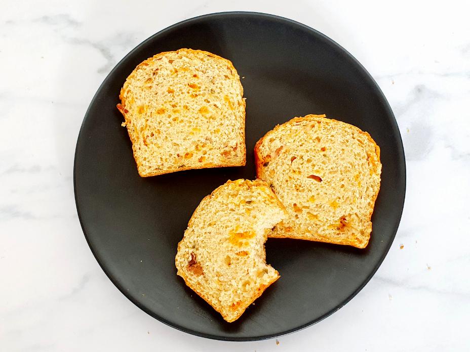 Gezond kaasbrood